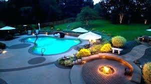 pool design ideas australia for decorating backyard pools the home