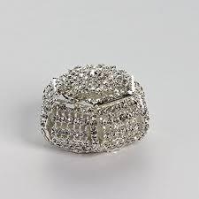 arras de boda silver plated octagon shaped arras chest cofjc015 arras de