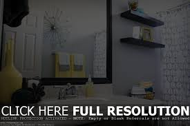 Black And White Bathroom Design Ideas by Black And White Bathroom Decorating Ideas Home Design Ideas