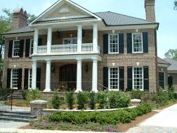 Colonial Home Decorating Ideas by Decorating Inspiring Exterior Home Decor Ideas With Exciting