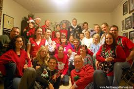 family ever after ugly christmas sweater party recap all the