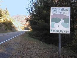 scenic byway big walker services page