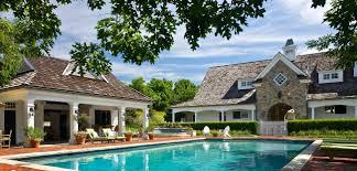 Pool Home by Custom Landscape Architect U0026 Pool Builder Nj Liquidscapes