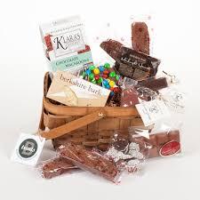 Gourmet Basket Chocolate Lovers Gift Basket Berkshire Treats