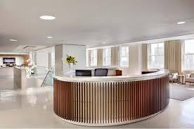 Modern Reception Desk Round Reception Desk Dimensions For Luxury Office Design Ideas