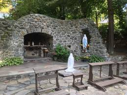 panoramio photo of grotto of our lady of lourdes