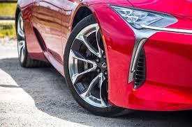 pink lexus review 2018 lexus lc 500 canadian auto review
