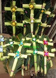 palms for palm sunday palm sunday 2011 davao