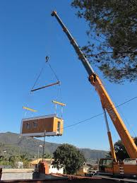 Prefab Construction Eco Home 3 0 Is A Wooden Prefab House Controlled And Designed