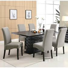 modern dining room sets contemporary dining room set modern sets with table and