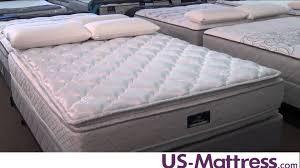 bedroom serta king bed serta perfect sleeper king pillow top