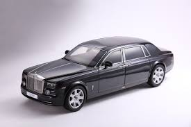 rolls royce phantom extended wheelbase new 1 18 kyosho car model rolls royce phantom ewb darkest