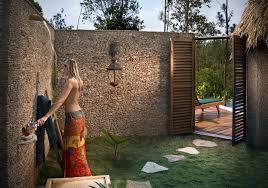 outdoor bathroom ideas creative outdoor shower design outdoor shower enclosure ideas