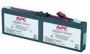 amazon com apc ups replacement battery cartridge for apc ups
