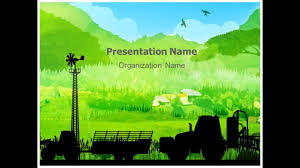 agriculture cultivation powerpoint templates ppt design