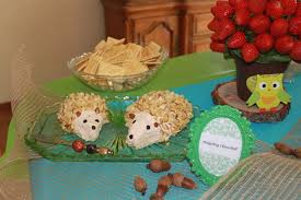 woodland themed baby shower decorations woodland themed baby shower food food