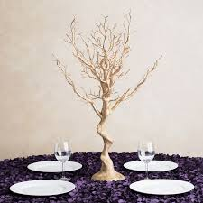 30 in black manzanita tree centerpiece for weddings events or home