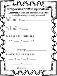 9 best math properties images on pinterest distributive property