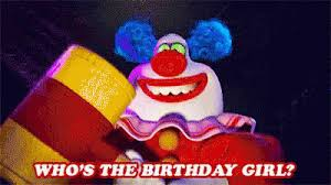 clowns for birthday inside out jangles the clown gif insideout janglestheclown