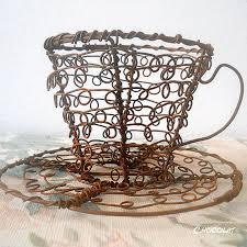 Handicraft Ideas Home Decorating Home Dzine Craft Ideas Crafty Ideas To Use Wire For Home Decor