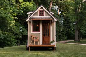 decorations minimalist tiny house with small patio and rustic