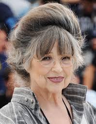 coupe cheveux gris coupes modernes pour cheveux gris