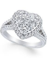 heart rings diamond images Heart engagement rings sparta rings jpg