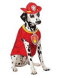 Spirit Halloween Pet Costumes Chase Dog Costume Spirithalloween