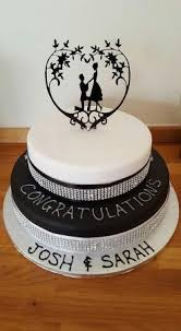 Engagement Cakes The Most Beautiful Engagement Cake So Pleased Picture Of Royal