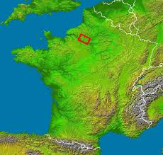 South Of France Map by Vexin Wikipedia