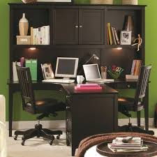 Home Office Double Desk Desk 116 Trendy Peninsula Home Wondrous Peninsula Office Desk
