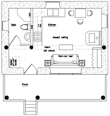 cabin floorplan wilderness cabin earthbag house plans