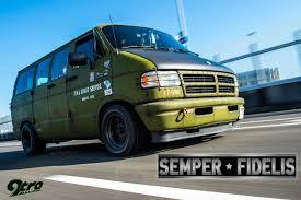 Dodge Van Ram 150 Semper Fidelis 9tro