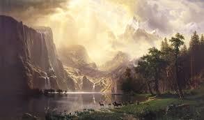 the hudson river painters vs the texture monster digital