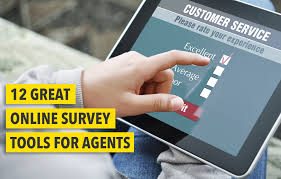 Business Plan Template For Real Estate Agents by Online Survey Tools For Real Estate Agents