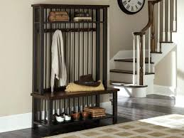 furniture entry benches with coat rack entryway bench dimensions