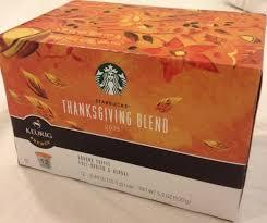 starbucks thanksgiving blend k cups 12ct http thecoffeepod biz