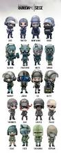 the siege on pinterest rainbow 6 seige chibi games and ubisoft