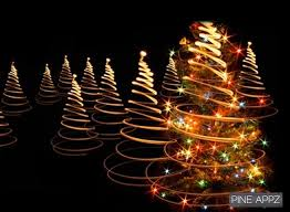 christmas tree solar lights outdoors projects design solar lights for christmas wreath outdoor tree led