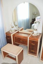 art deco bedroom suite circa 1930 for sale at 1stdibs rare antique art deco waterfall style 1930s 3 pc bedroom set bed