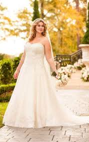 plus size bridal gowns wedding dresses lace plus size bridal gown stella york