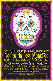 halloween party png noche de los muertos halloween party ticket giveaway vie magazine