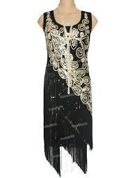 aliexpress com buy prettyguide women 1920s sequin fringe art