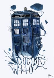 tardis artwork