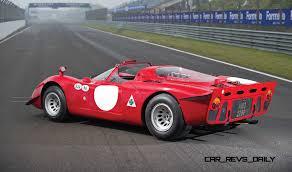 alfa romeo martini racing racing icons series 1968 alfa romeo t33 2 daytona