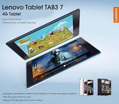 original box lenovo tab3 7 16g mtk mt8735p 4g lte dual sim 7 inch
