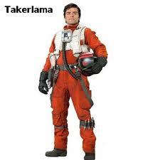 wars jumpsuit newest x wing rebel fighter pilot jumpsuit white flak vest