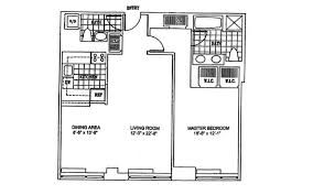 Millennium Tower Floor Plans The Millennium Tower 101 West 67th St 47b Upper West Side New