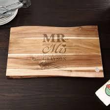 wedding cutting board personalized cutting boards