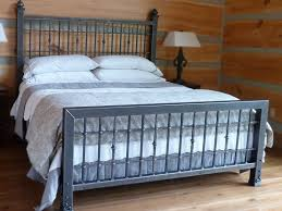very attractive design custom metal bed frames hand crafted iron